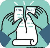 contract-clipart-k10338462